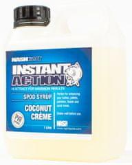 Nash Syrup Instant Action Spod Syrups Coconut Creme 1 l