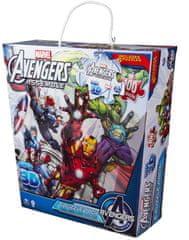 Spin Master 3D puzzle Avengers 6 db összerakó készlet