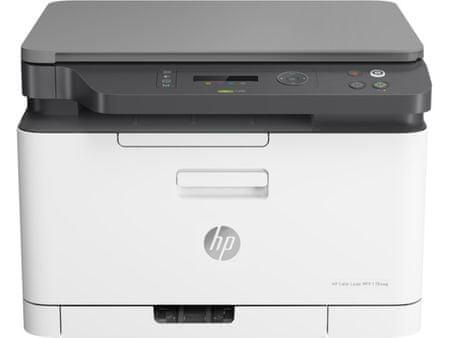 HP drukarka Color Laser 178NW (4ZB96A)