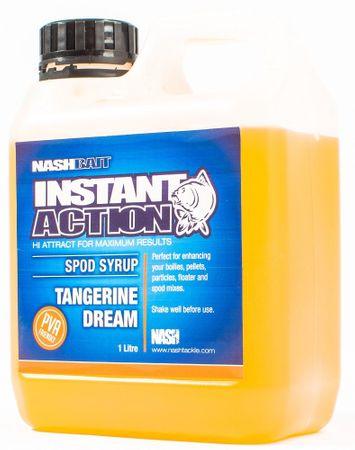Nash Syrup Instant Action Spod Syrups Tangerine Dream 1 l