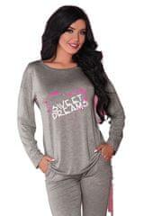 Livco Corsetti Dámské pyžamo Model 106 + dárek zdarma