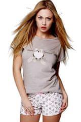 Sensis Dámské pyžamo Small owl
