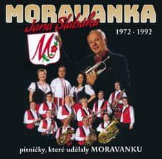 Moravanka: Písničky, které udělaly Moravanku - CD