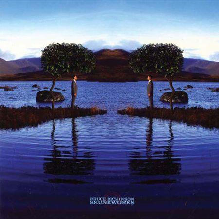 Dickinson Bruce: Skunkworks (Edice 2008) (2x CD) - CD