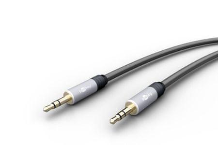 Goobay Stereo - MP3 Jack avdio povezovalni kabel, 3 m