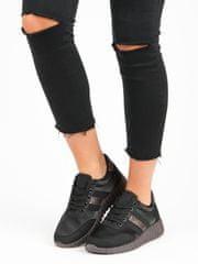 Stylomat Černé tenisky fashion