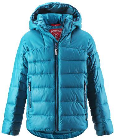 Reima dětská zimní bunda Petteri 110 modrá