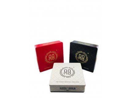 Rudolf Braun Belgické čokoládové lanýže v plechové dóze 240g