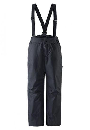 Reima detské lyžiarske nohavice Proxima 164 čierna