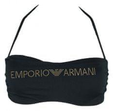 Emporio Armani Vrchní díl plavek 262553 9P302 00020 černá - Emporio Armani