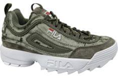 FILA Disruptor S Wmn Low 1010555-50I 38 Zielone