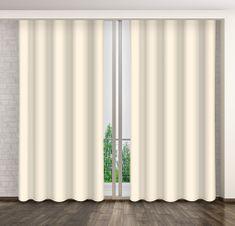 My Best Home Dekorační závěs MARTA 05 smetanová 160x250 cm