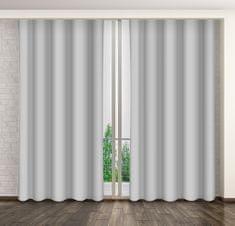 My Best Home Dekoračný záves MARTA 03 svetlosivá 160x250 cm