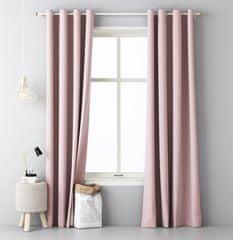 My Best Home Dekorációs függöny EASY világos rózsaszín 140x250 cm