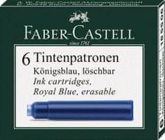Faber-Castell tinta 6/1, plava