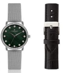 Frederic Graff zegarek damski z dwoma paskami FGS009