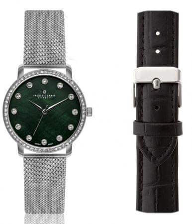 Frederic Graff női óra két óraszíjjal FGS009