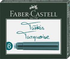 Faber-Castell tinta 6/1, tirkizna