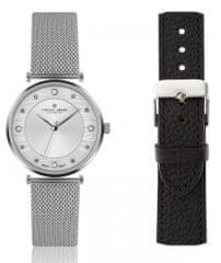 Frederic Graff zegarek damski z dwoma paskami FGS018