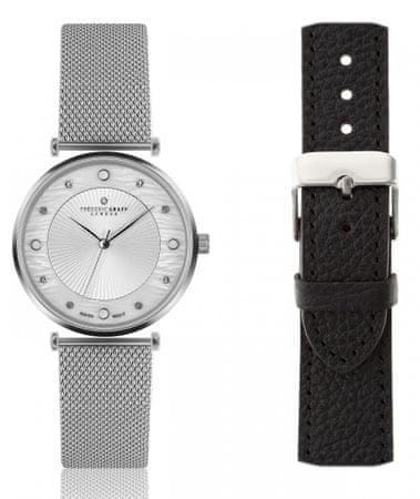 Frederic Graff dámske hodinky s dvoma remienkami FGS018