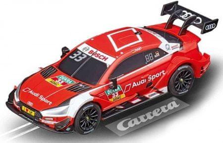 CARRERA Kisautó GO/GO+ 64132 Audi RS 5 DTM R.Rast