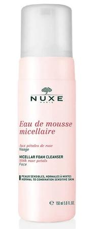 Nuxe Eau de Mousse Micellaire micelarna pena, 150 ml
