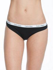 Calvin Klein Kalhotky 3pcs D1623E černobílošedá T|O Calvin Klein + dárek zdarma