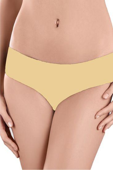 MoDo Dámské kalhotky 121 beige béžová XL