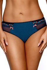 Ava Dámské kalhotky 1736 Blue lagoon + dárek zdarma