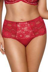Ava Klasické dámské kalhotky Ava 1703 Rich Red