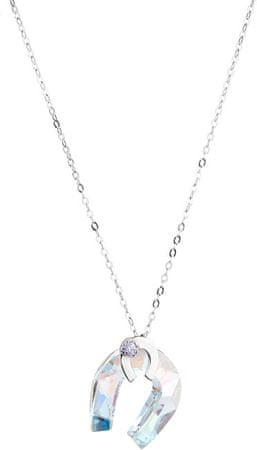 Preciosa Ezüst nyaklánc csillogó patkóval Felicity 6657 56S ezüst 925/1000