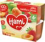 2 - Hami Jablko, marhuľa, jahoda - 6 x (4x100g)