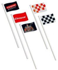 CARRERA GO / GO + / D143 - 61650 Vlajky 10 ks