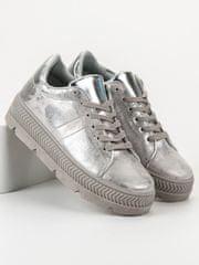 BESTELLE Stříbrné sportovní boty