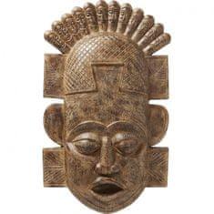 KARE Dekorace na zeď African Mask 90 cm