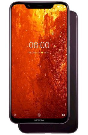 Nokia 8.1, 4GB/64GB, Iron Purple