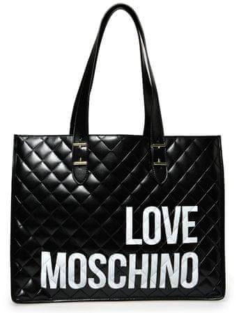 Love Moschino torbica JC4210PP08KB0-000, črna