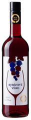 Náš sad Rybízové víno 0,75l
