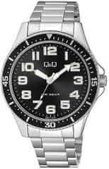 Q&Q Analogové hodinky QB64J225