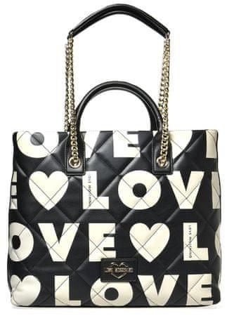 Love Moschino torbica JC4294PP08KJ1-00A, črna