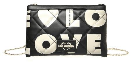 Love Moschino torbica JC4297PP08KJ1-00A, črna