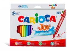 Carioca flomasteri, 1/24, tanki, okrugli