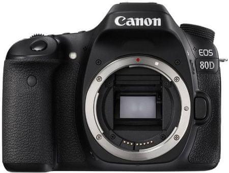 Canon digitalni fotoaparat EOS 80D, ohišje