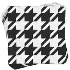 Butlers APRÈS Papírové ubrousky 20 ks