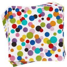 Butlers APRÈS Papírové ubrousky konfety 20 ks