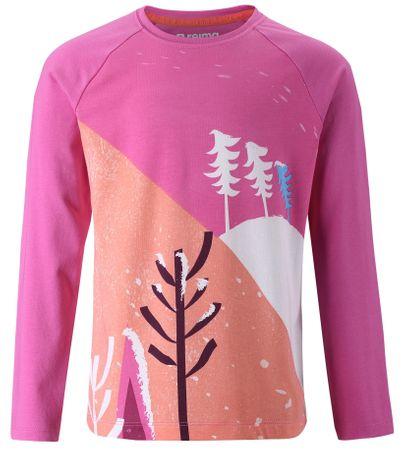 Reima otroška UV majica Teeri, 158, roza