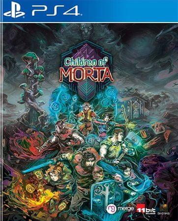 Merge Games Children of Morta igra (PS4)