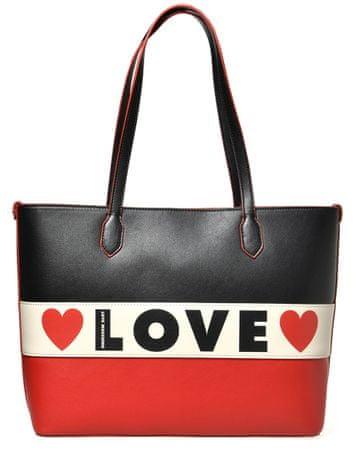 Love Moschino kézitáska JC4228-PP08-KD1-00A fekete