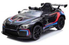 CHI LOK BO Elektrické auto BMW M6 GT3 černé