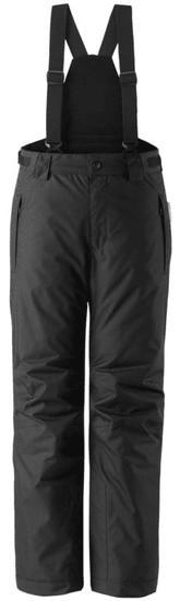 Reima detské lyžiarske nohavice Wingon 152 čierna